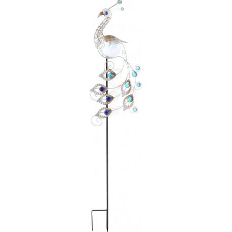 Садовая фигурка Globo Solar 33309S, IP44, LED 0,06W, металл, пластик