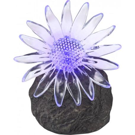 Садовая фигурка Globo Solar D 33912, IP44, LED 0,06W RGB, пластик