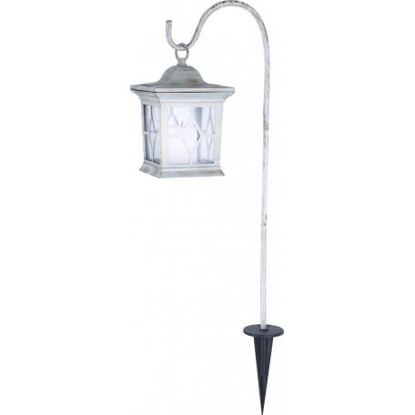 Садово-парковый светодиодный светильник Globo Solar 33272, IP44, LED 0,06W, металл, металл с пластиком