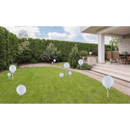 Садово-парковый светодиодный светильник Globo Solar 3377, IP44, LED 0,16W, металл, пластик - миниатюра 2