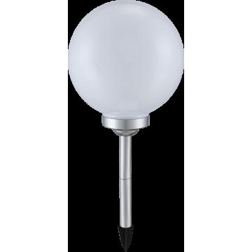 Садово-парковый светодиодный светильник Globo Solar 3377, IP44, LED 0,16W, металл, пластик - миниатюра 4