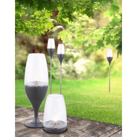 Садово-парковый светодиодный светильник Globo Solar 33864-24, IP44, LED 0,06W, металл, пластик