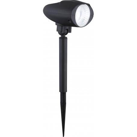 Садово-парковый светодиодный светильник с регулировкой направления света Globo Solar 33028-16, IP44, LED 0,06W, пластик