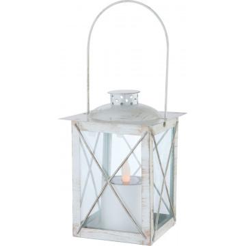 Свеча Globo Solar 33273, IP44, LED 0,06W, металл, стекло