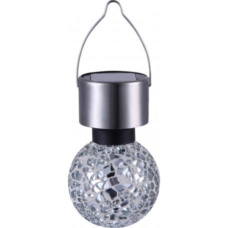 Садовый светодиодный светильник Globo Solar 33056, IP44, металл, стекло