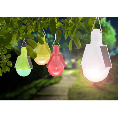 Садовый светодиодный светильник Globo Solar 33975-20, IP44, LED 0,24W, металл, пластик