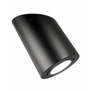 Потолочный светильник Lumina Deco Alesti LDC 8060-D JP-D80*H130 BK, 1xGU10x35W, черный, металл