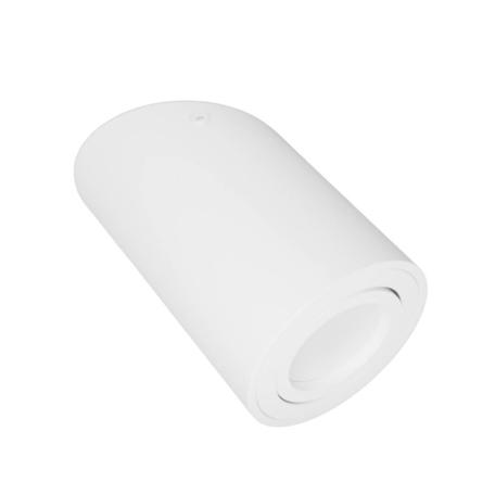 Потолочный светильник Lumina Deco Alesti LDC 8060-D JP-D80*H130 WT, 1xGU10x35W, белый, металл