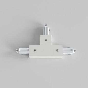 T-образный правый соединитель питания для треков Astro 6020023 (2236), белый, пластик