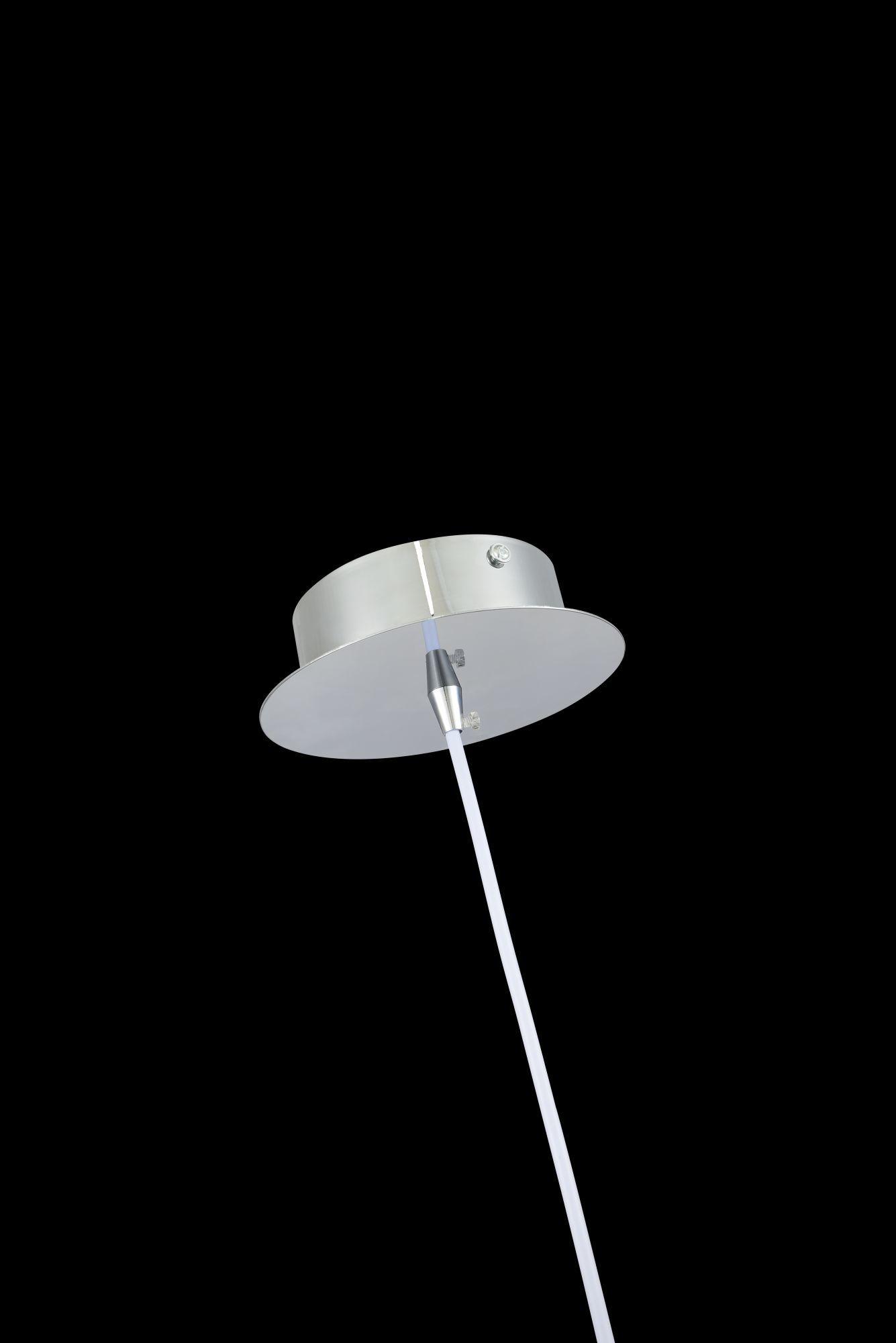 Подвесной светильник Maytoni Modern Dewdrop P225-PL-300-N (MOD225-30-N), 1xE27x8W, белый, металл, стекло - фото 4