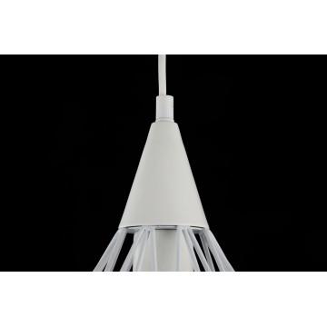 Подвесной светильник Maytoni Loft Calaf P360-PL-250-W (MOD360-01-W), 1xE27x60W, белый, металл - миниатюра 4