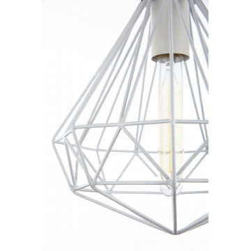 Подвесной светильник Maytoni Loft Calaf P360-PL-250-W (MOD360-01-W), 1xE27x60W, белый, металл - миниатюра 7