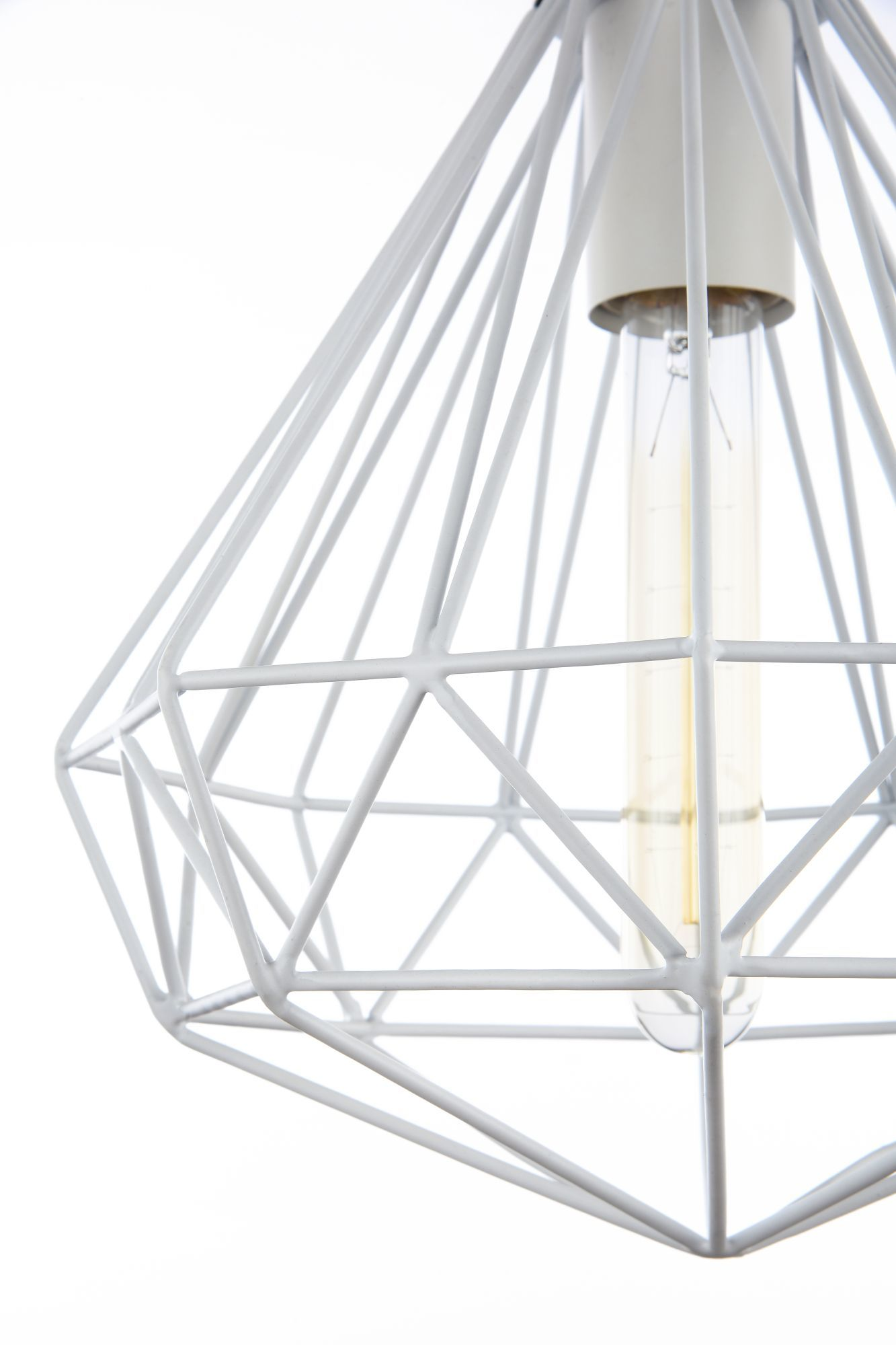 Подвесной светильник Maytoni Loft Calaf P360-PL-250-W (MOD360-01-W), 1xE27x60W, белый, металл - фото 7