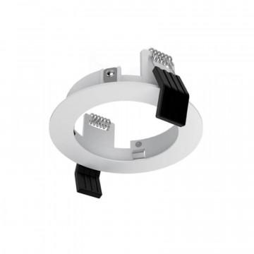Декоративная рамка Ideal Lux DYNAMIC FRAME ROUND WH 208695 (DYNAMIC FRAME ROUND WHITE), белый