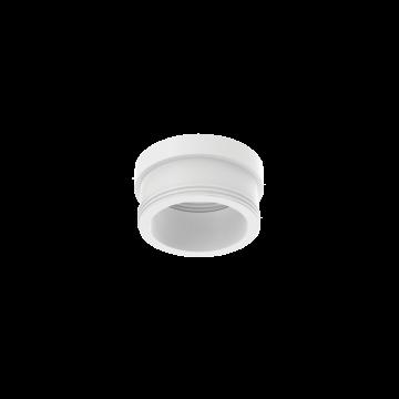 Переходник под цоколь gu10 Ideal Lux DYNAMIC LED BULB GU10 ADAPTER WH 208640 (DYNAMIC LED BULB GU10 ADAPTER WHITE), белый, металл