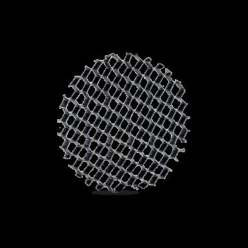 Рассеиватель Ideal Lux DYNAMIC FILTER HONEYCOMB 208671, черный, пластик