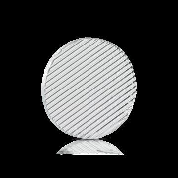 Рассеиватель Ideal Lux DYNAMIC FILTER ELLIPTICAL 208688, белый, пластик
