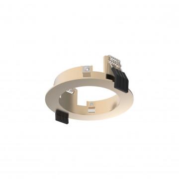 Встраиваемый светильник Ideal Lux DYNAMIC FRAME ROUND GD 208718 (DYNAMIC FRAME ROUND GOLD), золото