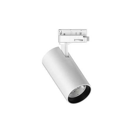 Светодиодный светильник Ideal Lux Quick 249704, LED 28W, белый, металл