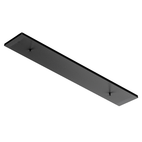 База для подвесного монтажа светильника Nowodvorski Cameleon Canopy D 780 8552, черный, металл