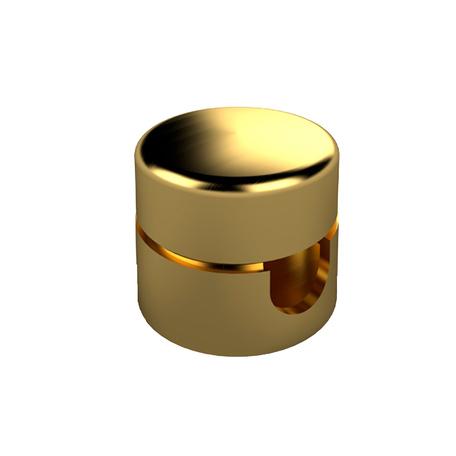 Крепление для провода Nowodvorski Cameleon Mounting C 8405, золото, металл