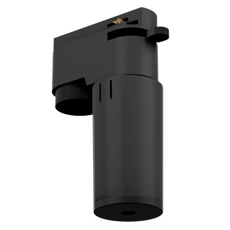 Основание подвесного светильника для шинной системы Nowodvorski Cameleon Canopy G 8360, черный, пластик