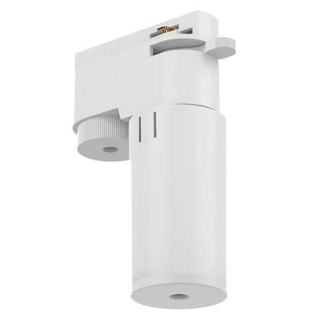 Основание подвесного светильника для шинной системы Nowodvorski Cameleon Canopy G 8361, белый, пластик