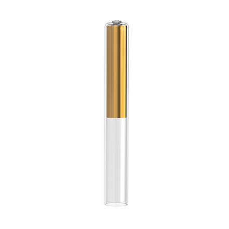 Плафон Nowodvorski Cameleon Straw S 8401, золото, прозрачный, стекло