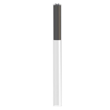Плафон Nowodvorski Cameleon Straw M 8402, черный, прозрачный, стекло