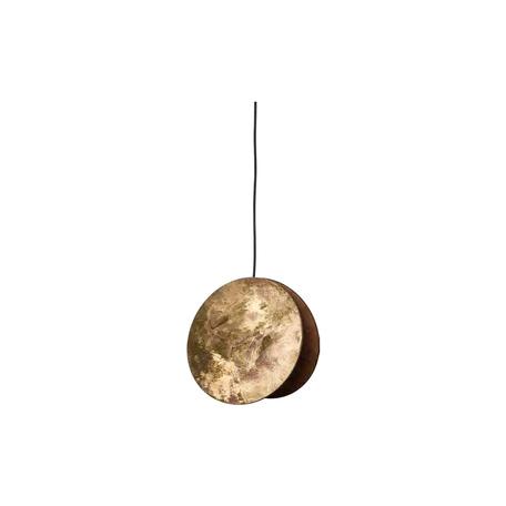 Плафон Nowodvorski Cameleon Wheel 8424, матовое золото, дерево