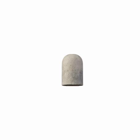 Плафон Nowodvorski Cameleon Tulum 8426, серый, бетон