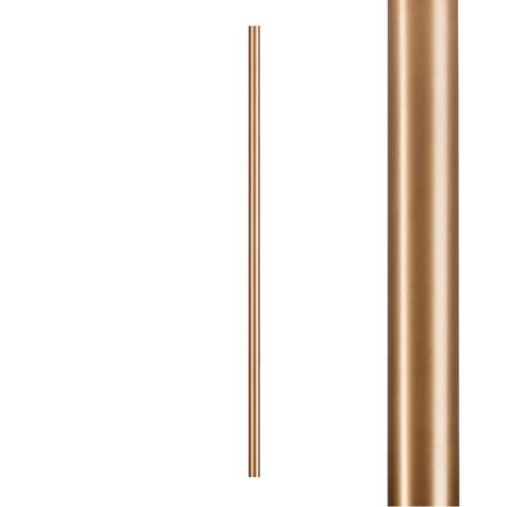 Плафон Nowodvorski Cameleon Laser 1000 8486, медь, металл