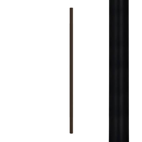 Плафон Nowodvorski Cameleon Laser 1000 8487, черный, металл