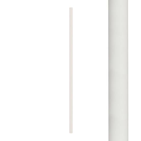 Плафон Nowodvorski Cameleon Laser 1000 8488, белый, металл