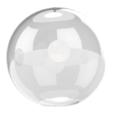 Плафон Nowodvorski Cameleon Sphere XL 8527, прозрачный, стекло