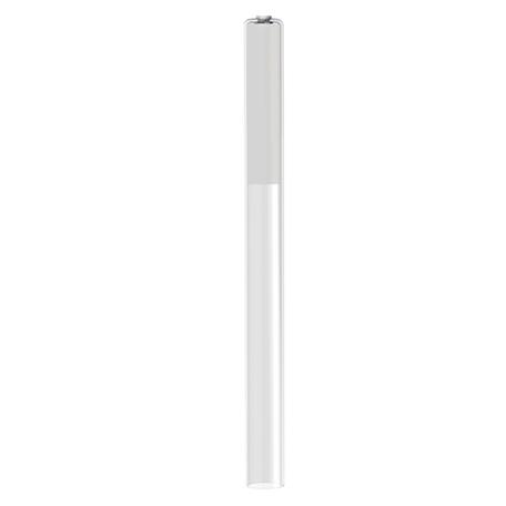 Плафон Nowodvorski Cameleon Straw M 8535, прозрачный, стекло