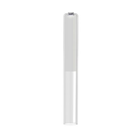 Плафон Nowodvorski Cameleon Straw S 8536, прозрачный, стекло