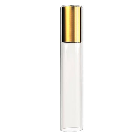 Плафон Nowodvorski Cameleon Cylinder L 8540, золото, прозрачный, стекло