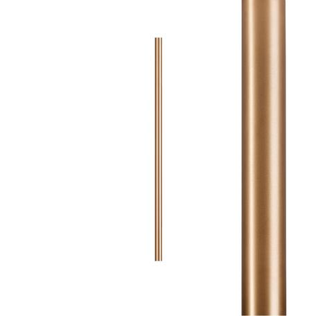 Плафон Nowodvorski Cameleon Laser 750 8567, медь, металл