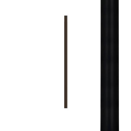 Плафон Nowodvorski Cameleon Laser 750 8568, черный, металл