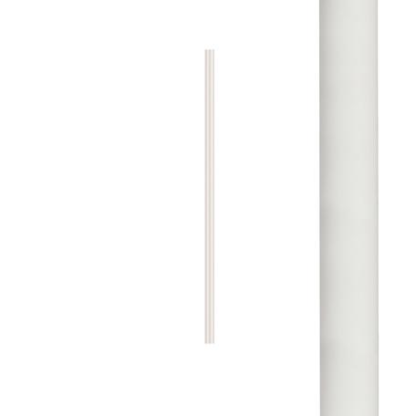 Плафон Nowodvorski Cameleon Laser 750 8570, белый, металл