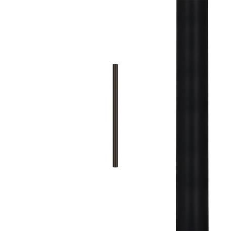 Плафон Nowodvorski Cameleon Laser 490 8572, черный, металл
