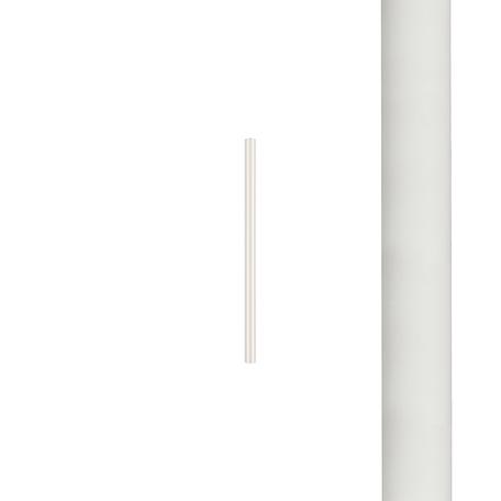 Плафон Nowodvorski Cameleon Laser 490 8573, белый, металл