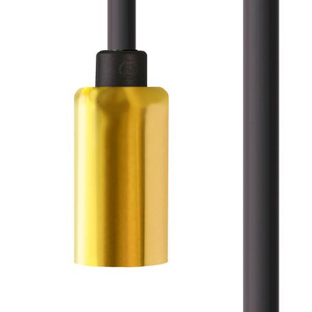 Светильник для крепления на основание Nowodvorski Cameleon Cable G9 8621, 1xG9x10W, золото, пластик