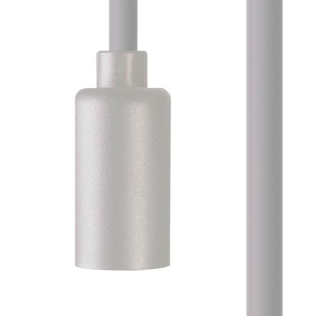 Светильник для крепления на основание Nowodvorski Cameleon Cable G9 8638, 1xG9x10W, белый, пластик