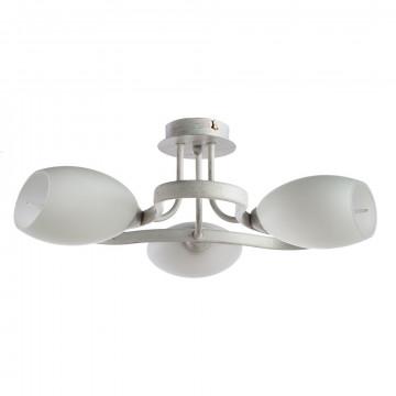 Arte Lamp Liverpool A3004PL-3WA, 3xE14x40W, белый