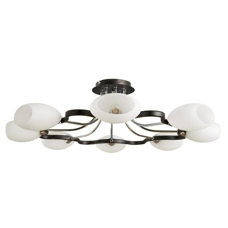 Arte Lamp Liverpool A3004PL-8BA, 8xE14x40W, белый