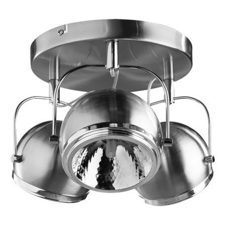 Arte Lamp Orbiter A4508PL-3SS, 3xG9x40W, серебро - миниатюра 1