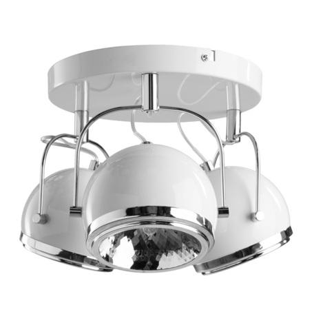 Arte Lamp Orbiter A4508PL-3WH, 3xG9x40W, белый