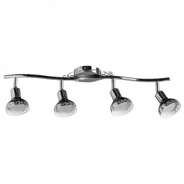 Arte Lamp Focus A5219PL-4CC, 4xGU10x35W, хром